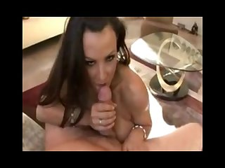 Lisa ann pov blowjob