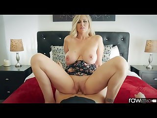 Rawattack big booty Julia ann is punished by a big dick interview