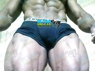 Black muscle cumpilation 3