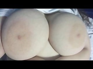Huge juicy natural boobs slomo compilation