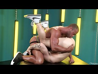 Falconstudios hot interracial anal pounding with sebastian kross