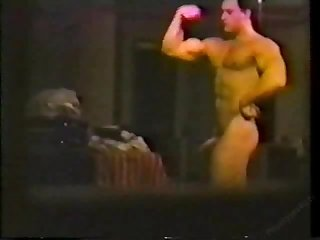 Mr muscleman vintage worship