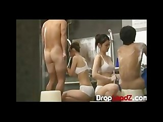 Japanese bathhouse gives great service