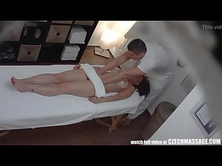 Busty milf gets fucked during massage diaagnihotri co in