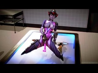 Widowmaker trap full 3d hentai uncensored