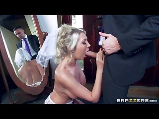 Brazzers lexi lowe gets one last cock before the wedding