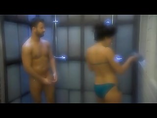 Valo vilag reality tv fanni masturbates dennis in the shower