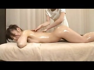 Japanese lesbian ticklish massage