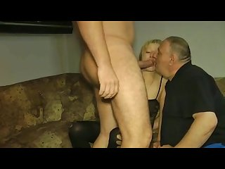 Cuckold threesome