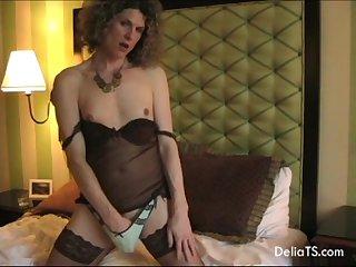 Delia delions sheer mocha