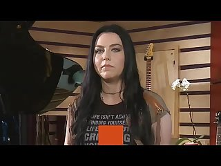 Amy lee video evanescence metal chick porn parody 2