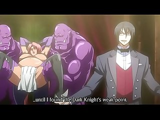 Hell Knight Ingrid Episode 02 Murasaki's Humiliation