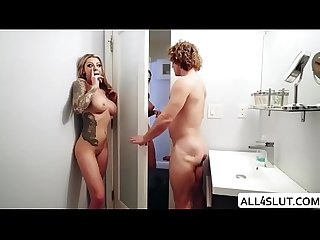 Ashly and karma enjoy sucking robby cock all4slut period com