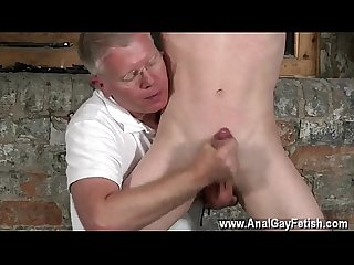 Free husband wife gay videos Sean McKenzie is trussed up and at the