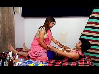 Hindi short film doctor ke sath maze kiye