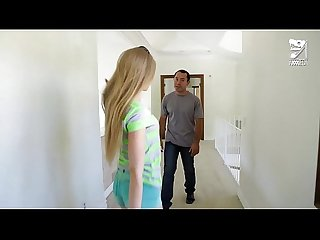 Mexican baby sitter fucks young teen blonde avril hall