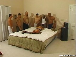 6 guys and a tranny scene1