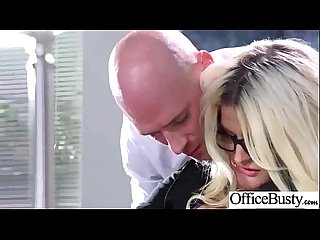 Sex In Office With Busty Slut Nasty Girl video-17