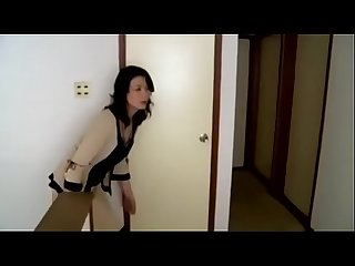 Japanese milf wife and daughter were betrayed to this evil man by her husband pt2 on hdmilfcam com