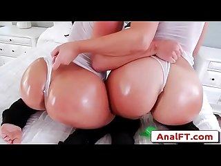 Anal Acrobats - Jada Stevens and Kelsi Monroe free video-01