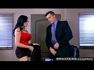 Brazzers big tits at work sybil stallone ramon our little secretary