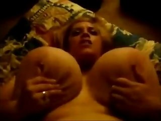 Bbw huge tits fucked homemade