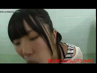 Japanese girl with ponytail gives bj teencamsluts info