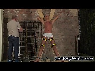 Teen twinks gay tube slave boy made to squirt