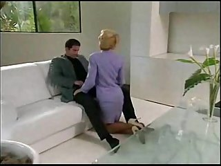 Nina Hartley rich milf infidelity with a young guy