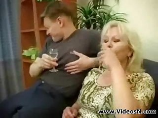 Mature mother and son sex