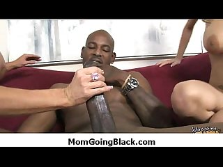 See my mom go black colon adorable hardcore interracial scene 24