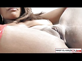 Firstclasspov daya knight sucking a big hard dick big boobs big booty