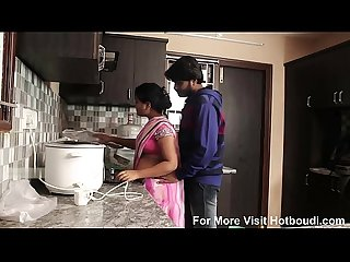 Shashi cute girl romance behind the scene with brother in law when alone on the set ii short film