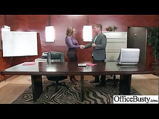 Sex In Office With Huge Round Tits Sluty Girl (eva notty) movie-16