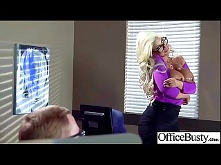 (bridgette b) Big Boobs Slut Office Girl In Hardcore Sex Act video-06