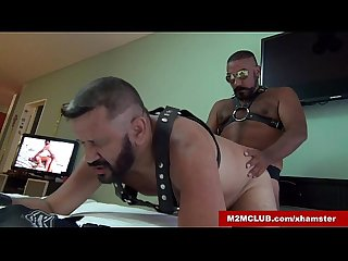 Mature Latinos Barebacking