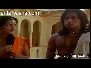 A full frontal nude show from an indian classic movie