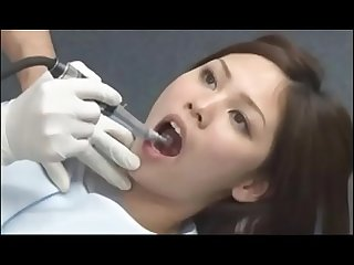 Japanese EP-01 Invisible Man in the Dental Clinic, Patient Fondled and Fucked, Act 01..