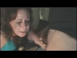 Real sister cinnamon face fucked and facial