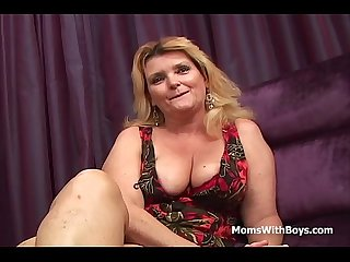 Busty mom wanting more anal excitement full movie