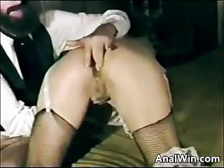 Anal finger videos