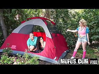 Mofos - Mofos B Sides - Camp Counselors Got Some Big Tits starring Aiden Starr
