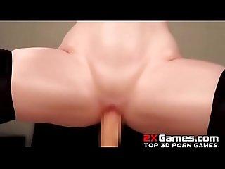 3D Hentai-Segment 3