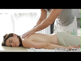 Massage cheerful ending episodes