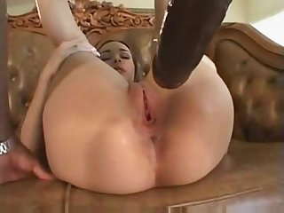 Myria S giant cocks pussy destruction music video
