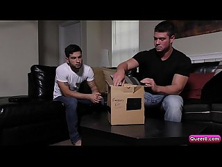 Brad banks giving vadim black superb blowjob
