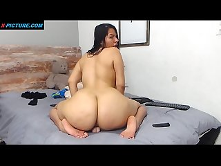 Big Ass Shaking & Squirting