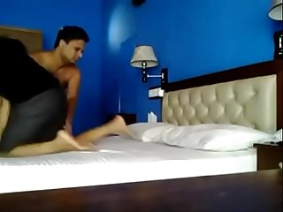 Mature Indian couple Sex in hotel