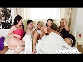Gina Gerson,Kayla Green In Partys Over
