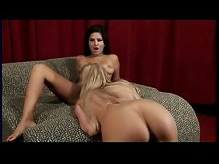 Big Natural on Sunny Leone and Stefani Morgan - girlscam.co.vu